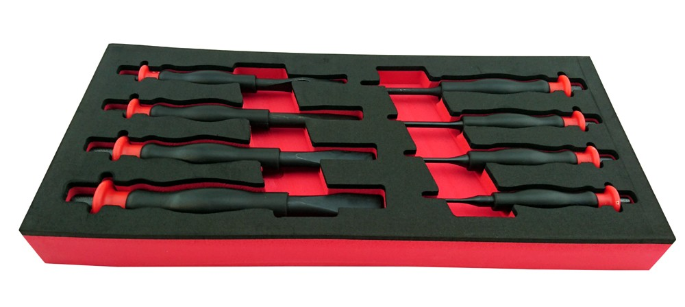 8 PIECE HEAVY DUTY PUNCH & CHISEL SET BRITOOL HALLMARK