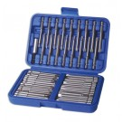 50PC POWER TOOL BIT SET WITH LONGER 75MM BITS FOR GREATER ACCESS