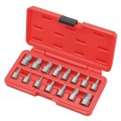 SCREW EXTRACTOR SET 15 PIECE BRITOOL HALLMARK HMSE15