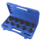 "1/2"" IMPACT SOCKET SET 21-36MM LHMPSET10"