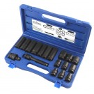 "IMPACT SOCKET & ACCESSORY SET 1/2"" SQ DR LHMPSET18"