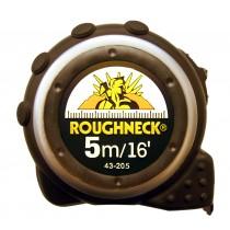 TAPE MEASURE 8 METERS METRIC & IMPERIAL ROUGHNECK 43-208