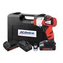 "3/8"" CORDLESS IMPACT GUN / WRENCH KIT FROM ACDELCO"
