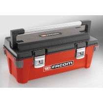 """26"""" PLASTIC TOOL BOX FROM FACOM 47 LITRES"""