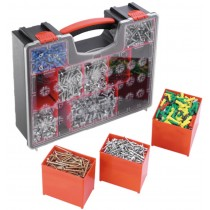 PLASTIC PARTS ORGANISER WITH 8 COMPARTMENTS FROM FACOM