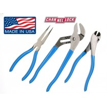 3 PIECE PLIERS SET CHLGB3 CHANNELLOCK