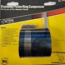 """PISTON RING COMPRESSOR 2-1/8"""" - 5"""" FRAM CAL-VAN TOOLS USA"""