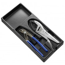 2 PIECE SLIP JOINT AND LOCKING PLIER SET FROM EXPERT BY FACOM