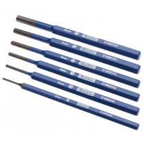 6 PIECE DRIFT / PARALLEL PUNCH SET FROM EXPERT BY FACOM