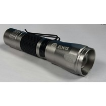 MINI LED POCKET TORCH WITH ZOOM FUNCTION FROM ELWIS LIGHTING 60031