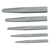5 PIECE TAPER EXTRACTOR SET FROM GENIUS