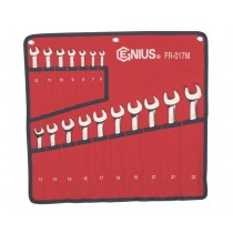 17PC SPANNER SET 6-22MM FROM GENIUS TOOLS IN CANADA