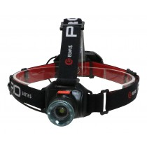 ELWIS RECHARGEABLE LED HEAD TORCH 630 LUMENS