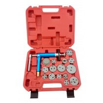 AIR OPERATED BRAKE PISTON WIND-BACK TOOL KIT BRITOOL HALLMARK HMABCWB