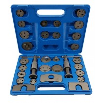 BRAKE-WINDBACK TOOL KIT 30 PIECE BRITOOL HALLMARK HMBWB30