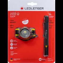 LEDLENSER HEAD TORCH + FREE LED PEN LIGHT