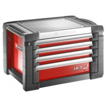 JET+ 4 DRAWER TOP CHEST / TOP BOX IN RED FROM FACOM TOOLS