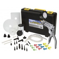 SILVERLINE ELITE AUTOMOTIVE TEST KIT / BRAKE BLEEDER PRESSURE & VACUUM MITYVAC