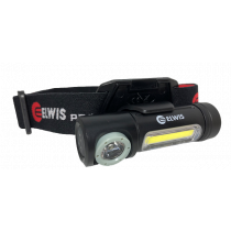 2-IN-1 RECHARGEABLE LED INSPECTION LAMP / HEAD TORCH FROM ELWIS