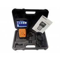 DIAGNOSTIC SCANNER / CODE READER WITH SERVICE RESET & EPB SUITABLE FOR ALL MAKES