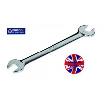 BRITOOL ENGLAND OEM1213 METRIC OPEN JAW SPANNER / WRENCH 12mm x 13mm