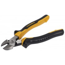 PROFESSIONAL 2000MM HEAVY DUTY SIDE CUTTERS / DIAGONAL CUTTING PLIERS FROM ROUGHNECK
