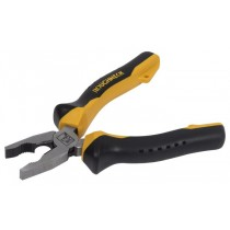 PROFESSIONAL 160MM COMBINATION / LINESMANS PLIERS FROM ROUGHNECK