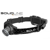 SOLIDLINE BY LEDLENSER RECHARGEABLE HEAD TORCH 600 LUMENS