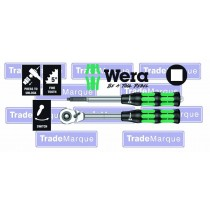 "1/2"" DRIVE ZYKLOP HYBRID RATCHET AND EXTENSION ZYKLOP FROM WERA TOOLS 8006C 8797C"